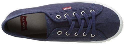 Levi's Blue W Malibu Blu Donna Sneaker navy HTSHvfq