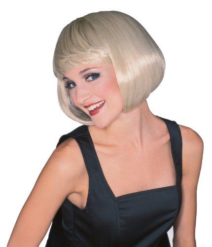 Blonde Super Model Wig (R50494/40 (Blonde) Supermodel Wig)