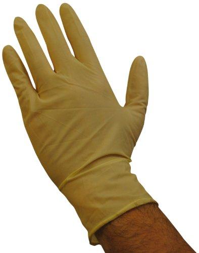 Emerald G504-B Latex Gloves