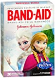 Disney Frozen Band-aid 100 Count Total Bandages Assorted Sizes & Designs