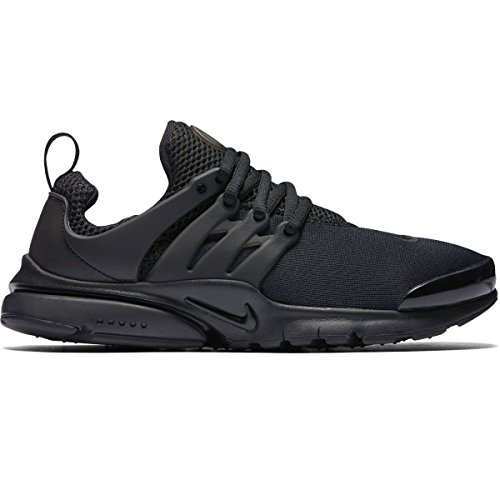 All Black Shoes For Boys - 9