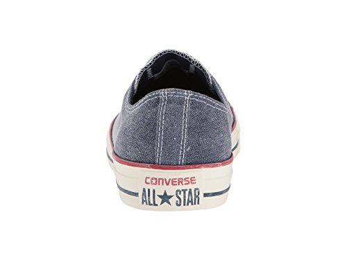 a6baecc1 ... Converse Chuck Taylor All Star OX Unisex Sneakers Navy/Navy/White  159539f (11.5 ...