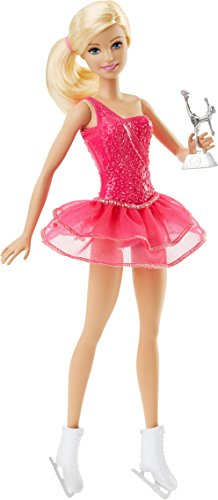 Barbie Careers Ice Skater Doll - Barbie And Ken Box Costume