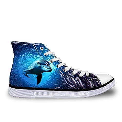 Nopersonality Hoch Delfin 39 Größe Herren Blau a4aSgq