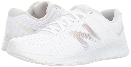 Pictures of New Balance Women's Arishi Running Shoes WARISCW1 White 4