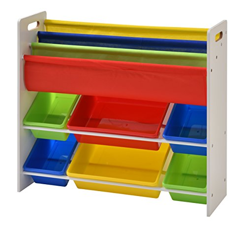 (Muscle Rack KTO341031-BC Book and Toy Organizer )