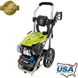 Ryobi Subaru 3,100-PSI 2.4-GPM Electric Start Gas Pressure Washer