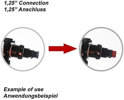 TS-Optics NachführSet 50mm Leitfernrohr und Autoguiding Astro Kamera ASi120mini