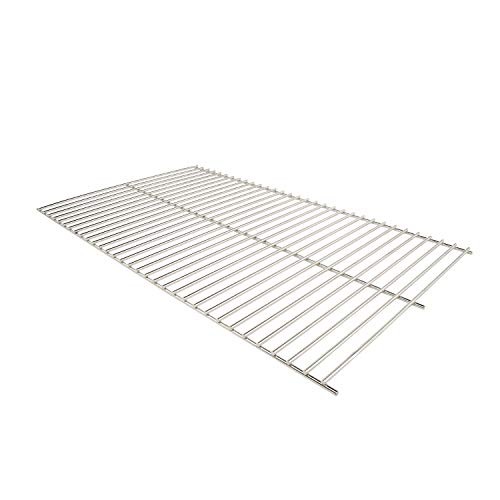 - Music City Metals 40901 Chrome Steel Wire Cooking Grid Replacement for Select El Patio Gas Grill Models