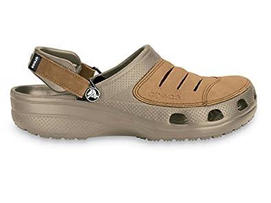 modèle unique super qualité prix favorable Crocs Chaussures Yukon avec Cuir Part. Ergonomique Confort ...