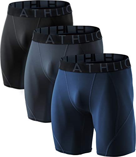 ATHLIO Men's Pack of