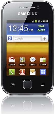 Samsung Galaxy Y S5360 - Smartphone libre Android (pantalla 3 ...