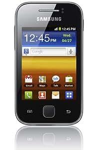Samsung Galaxy Y GT-S5360t Unlocked GSM Quadband Phone - Grey(International Version No Warranty)