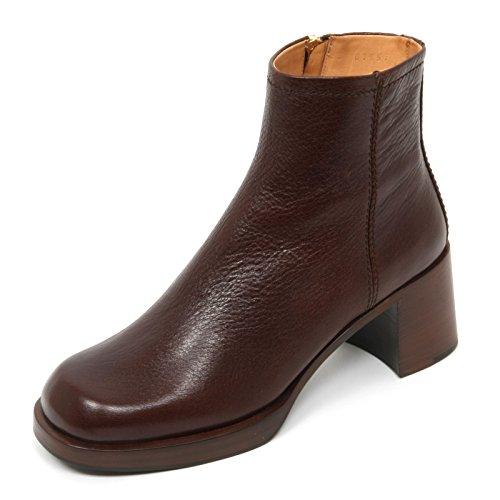 boot donna Marrone scarpa B9664 marrone tronchetto CAR shoe stivaletto SHOE woman nF8xf1OwqZ