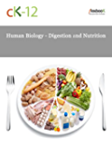 Human Biology - Digestion and Nutrition