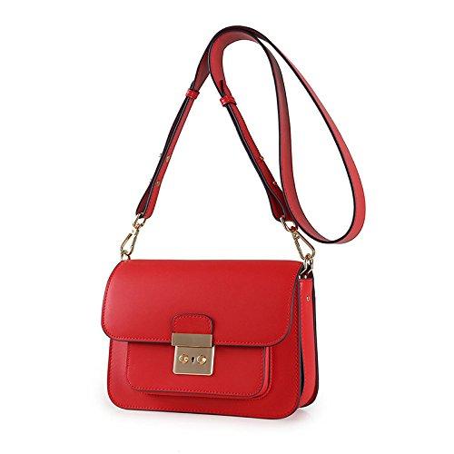 Bolso Cruzado Casual Retro Del Hombro Del Bolso Del Partido De La Señora De La Moda Pequeño Red
