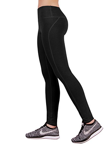 ODODOS Power Flex Yoga Pants Tummy Control Workout