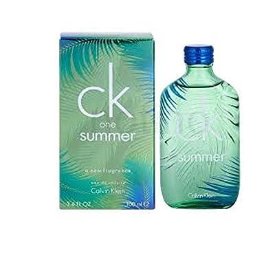 Calvin Klein NO STOCK - One Summer Eau De Toilette Spray 2016