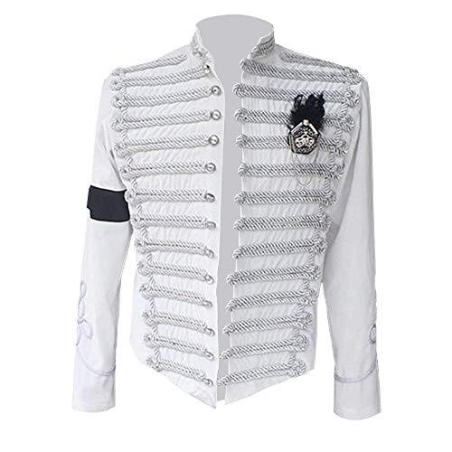 Thriller9 Michael Jackson Jacket Rare Punk Rock Formal