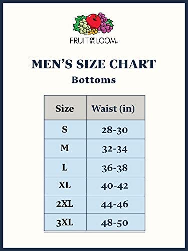 Fruit of the Loom Men's Tag-Free Premium Cotton Underwear & Undershirts