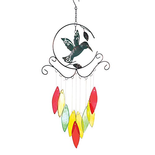 Koehler Home Décor Hummingbird Wind Chimes