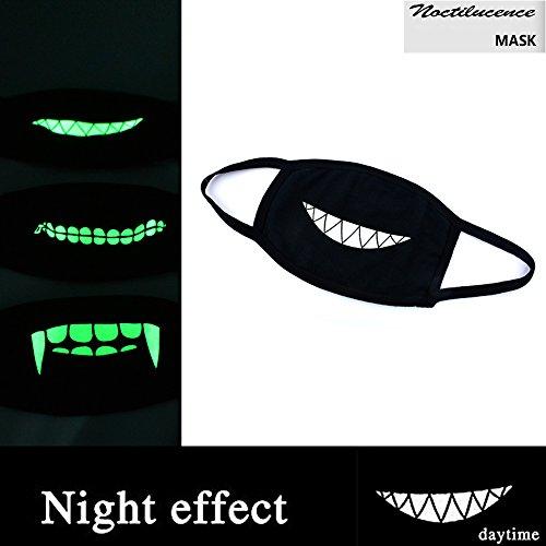 Didad (Glow In The Dark Ninja Costume)