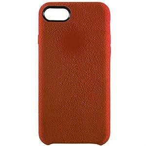 Alcantara case for Apple iPhone 7 Plus / 8 Plus - Red