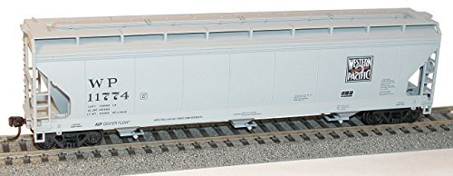 Accurail ACF 47' 3-Bay Center-Flow Covered Hopper - Kit Accurail Inc ()