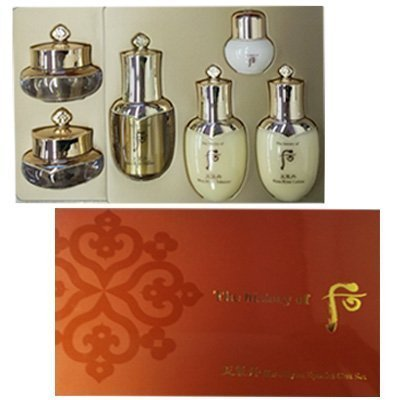 Korean Cosmetics, LG The history of Whoo Cheongidan Hwa Hyun Special Gift Set by Roomidea