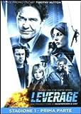 Leverage - Stagione 01 #01 (2 Dvd)