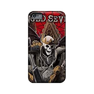Iphone 6plus CpC1156CTHj Allow Personal Design Vivid Avenged Sevenfold Pattern Scratch Resistant Hard Phone Cover -NataliaKrause