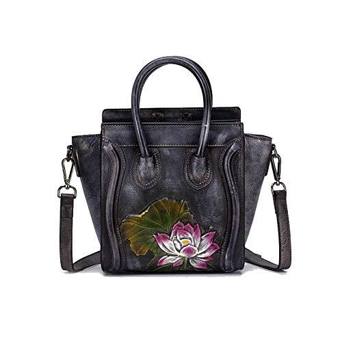De Rétro Dames Sac Main Black à Fait Main Sac Simple Chinois La Style Style à Mode AJLBT qw5EIxBTI