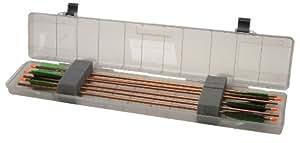 Pfeilbox Flecha Carcasa Ultra Compact Humo para 24 Flechas Tiro Al Arco