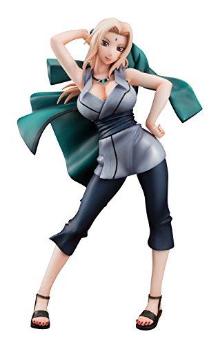 Megahouse Naruto Femme: Tsunade en Vinyle PVC Figure