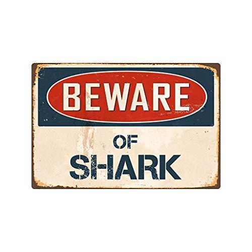 Ouniman Beware of Shark 8