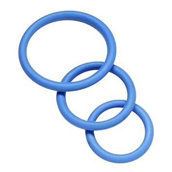 ring cock Spartacus blue