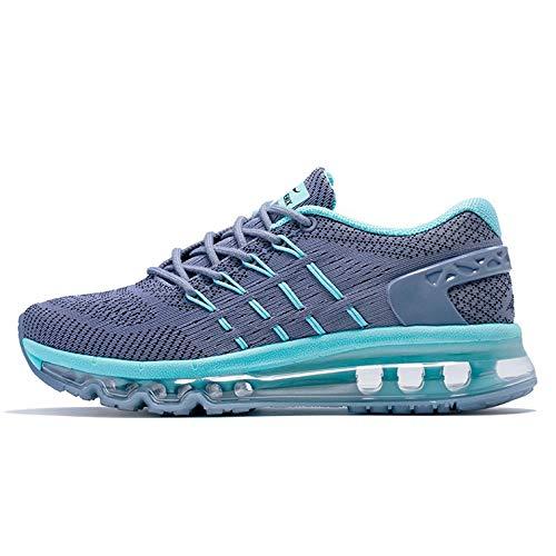 『5年保証』 [MonShop] 5.5 スポーツシューズ女性女性ランニングシューズ夏クール女性通気性スニーカー女性スポーツアウトドアスポーツウォーキングスニーカー靴用女性 B07PDL78LZ Sky blue blue 5.5 Sky 5.5|Sky blue, 安中市:0d17ff97 --- svecha37.ru