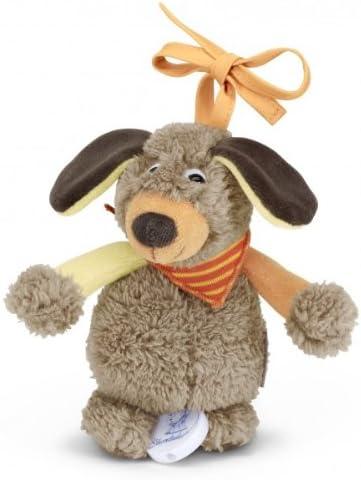 Sterntaler - Perro de peluche con caja de música de cuerda (a partir de 0 meses): Amazon.es: Bebé