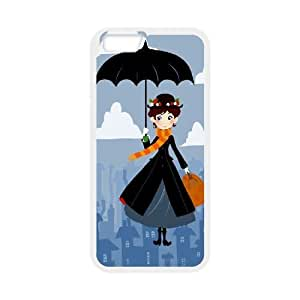 """Chinese Mary Poppins Customized Phone Case for iPhone6 Plus 5.5"""",diy Chinese Mary Poppins Case"""