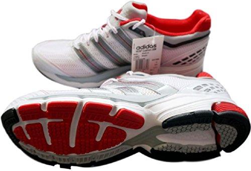 Adidas Response Cusion 20 M, weiß/rot, Gr.19 / 55,5 - 19