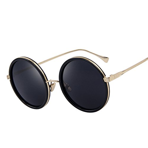 Fashion Women Round Sunglasses Brand Designer Classic Shades Luxury - Sunglasses Aldo