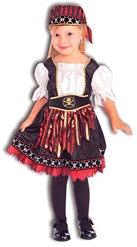 Lil' Pirate Cutie Small / Child Costume (Costume Pirate Toy)