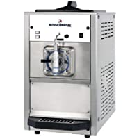 6690 Slushy / Granita Stainless Steel Frozen Drink Machine - 208/230V by TableTop king