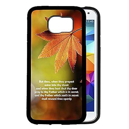 Amazon.com: Carcasa de silicona y TPU para Samsung Galaxy S6 ...