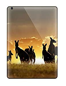 Ipad Air Case Bumper Tpu Skin Cover For Kangaroos Accessories