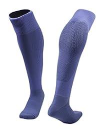 Lian LifeStyle Boy's 1 Pair Knee High Sports Socks Solid XS/S/M