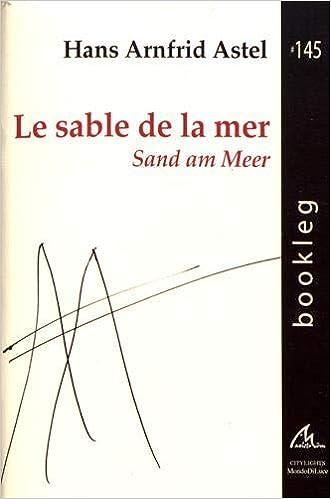 Le Sable De La Mer Choix De Poèmes Bookleg Amazones