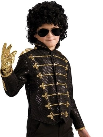 Delux (Michael Jackson Costumes Toddler)
