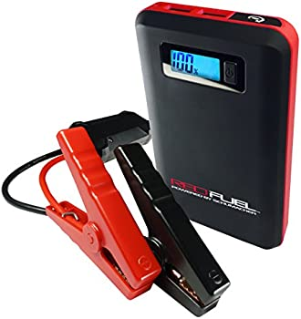 Red Fuel Power 8000mAh Jump Starter