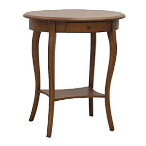 Oak-Madison Side Table